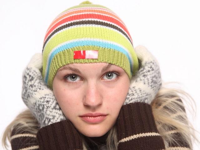 冬の肌荒れツライ衣服